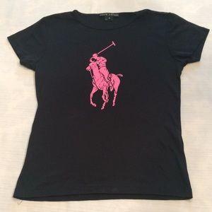 RL Pink Pony T-shirt